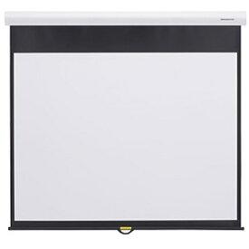 キクチ GRANDVIEW スプリングローラースクリーン(80インチ16:9) GSR-80HDW