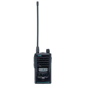 アルインコ 【免許不要】タフでコンパクトな防水ボディ&厳選された多彩な機能。業務用・交互中継通話機の決定版(ロングアンテナ) DJ-P24-L