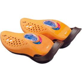 広電(KODEN) リピート式脱臭乾燥器乾爽キーパー 抗菌レディースシューズタイプ(オレンジ) KGJ-S108D