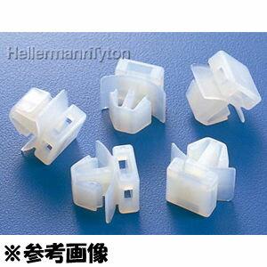ヘラマンタイトン コンベア用プッシュマウント (標準グレード) 100個 CM-1