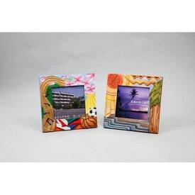 アーテック 木彫CDジャケット額 ATC-30016
