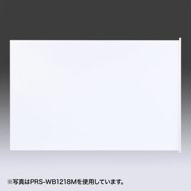 サンワサプライ プロジェクタースクリーン(マグネット式) PRS-WB1212M