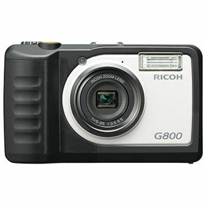 リコー <G>RICOH 防水・防塵・業務用デジタルカメラ G800(1600万画素/光学x5) G800
