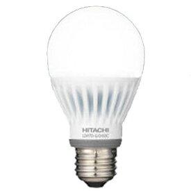 日立 調光器対応LED電球【電球色】E26口金・白熱電球60W形相当 LDA9LGD60C