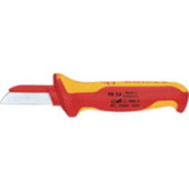 KNIPEX社 クニペックス 絶縁電工ナイフ 180mm 9854 4003773026563