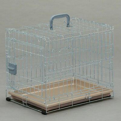 アイリスオーヤマ 折りたたみケージ OKE-450