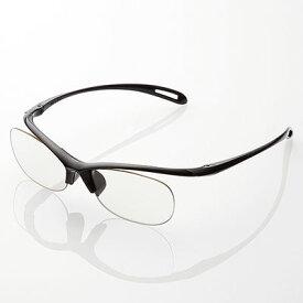 エレコム ブルーライトカット眼鏡/老眼鏡/+2.0/ブラック R-BC20-L01BK【納期目安:11/30入荷予定】