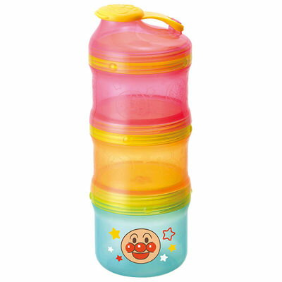 レック アンパンマン 粉ミルク 小分けケース (ミルクケース)KK-181 4903320158009