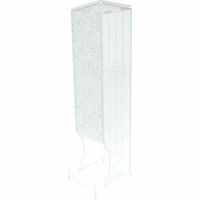 オカトー ファミーユ スチール トイレットペーパーストッカー 5ロール IV アイボリー 4905016256662
