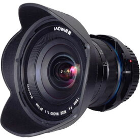 LAOWA LAOWA(ラオワ) 15mm F4 1xWide Angle Macro with Shift(ソニーFEマウント用) LAO0009