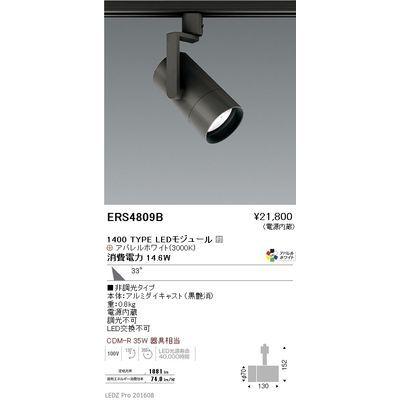 遠藤照明 LEDZ ARCHI series グレアレススポットライト ショートフード ERS4809B