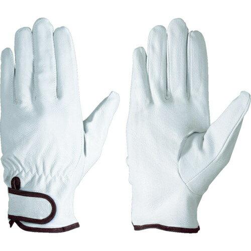 シモン シモン 豚革手袋マジック式 PL717 M 4133981