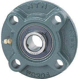 NTN NTN G ベアリングユニット(円筒穴形、止めねじ式)軸径80mm全長260mm全高260mm UCFCX16D1