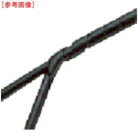 パンドウイットコーポレーション パンドウイット スパイラルラッピング ポリエチレン 耐候性黒 T50F-C0