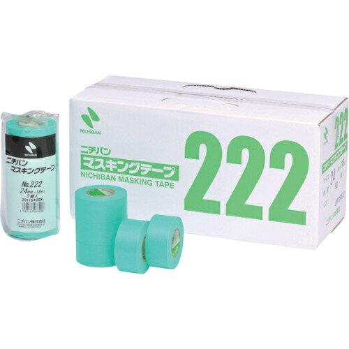 ニチバン ニチバン マスキングテープ 222H 24mm 222H24