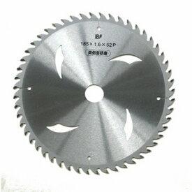バクマ工業 バクマ 木工用チップソー 185×20mm 52P 4983517014912