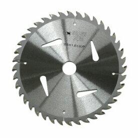 バクマ工業 バクマ チップソー チドリ 165×20mm 40P 4983517016145
