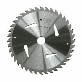 バクマ工業 バクマ チップソー チドリ 190×20mm 40P 4983517016176