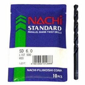 不二越 ナチ スタンダードドリル(鉄工用)袋 SD 5.0mm 4991893012767