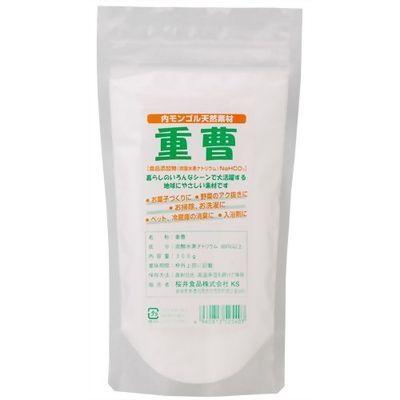 桜井食品 桜井食品 重曹 300g 4960813525403