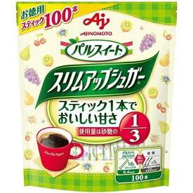 味の素 パルスイート スリムアップシュガー 100本入 4901001178490