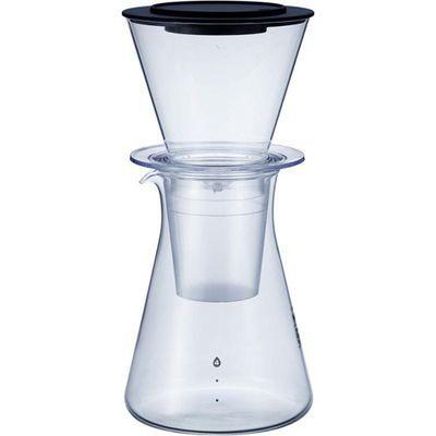 AGCテクノグラス iwaki ウォータードリップコーヒーサーバー KT8644-CL E311179H【納期目安:1週間】