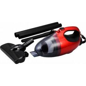 オーム電機 ブロワー付きハンディクリーナー SOJ-HB01-R レッド SOJ-HB01-R