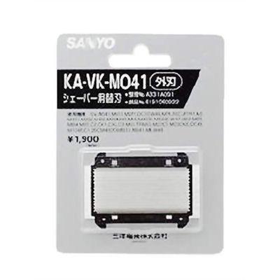 三洋電機 SANYO メンズシェーバー替刃(外刃) KA-VK-M041 1コ入 4973934193789【納期目安:2週間】