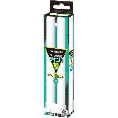 パナソニック ナシヨナル 直管形蛍光ランプ FPL18EXN