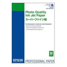 エプソン スーパーファイン紙 マット A2 30枚 KA230NSF-A2【納期目安:3週間】