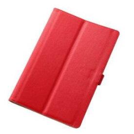 レイ・アウト Xperia Z4 Tablet マルチ・スリムブックレザーケース(合皮)/レッド RT-Z4TCLC2/R RTZ4TCLC2R-Bケー 4562356975969【納期目安:3週間】