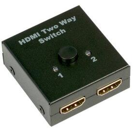 テック HDMIセレクター 双方向タイプ 4K対応 THDSW2W-4K