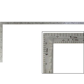 新潟精機 シルバー曲尺 紫龍 1尺5寸 快段 SC-15SKD 4975846661592