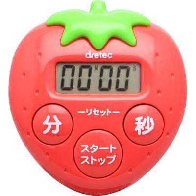DRETEC いちごタイマー T-564RD