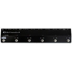 CAJ Custom Audio Japan Loop and Link II プログラマブルエフェクトループスイッチャー 4571220043406