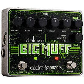 エレクトロ・ハーモニックス Deluxe Bass Big Muff Pi ディストーション ベース用 エフェクター 0683274011318