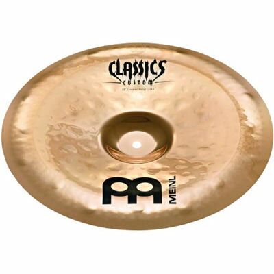 MEINL CC18EMCH-B Classics Custom Extreme Metal China 0840553011906