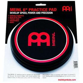 MEINL Practice Pad MPP-6 (MPP6)マイネル 練習用パッド 6インチ 0840553008197