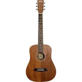 SYAIRI YM-02LH/MH レフトハンド 左利き用 580mmスケール ミニアコースティックギター K ソフトケース付き 4534853037518