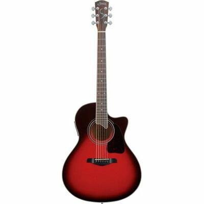 SYAIRI YE-4M/WB アコースティックギター ワインバースト E-Acoustic シリーズ YE4MWBSC ソフトケース付き 4534853522441