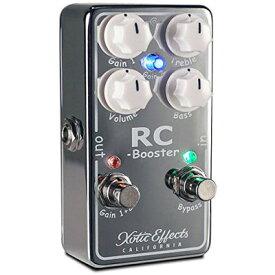 XOTIC RCB-V2 RC Booster V2 ブースター/オーバードライブ K 4582322850960