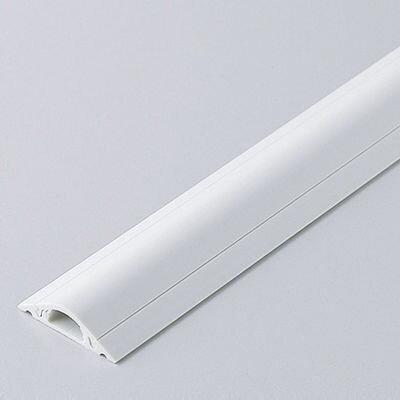 ミヨシ 足せるモール 床用 0号サイズ 80cm アイボリー CMT-008/IV