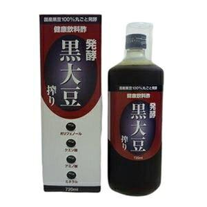 その他 発酵 黒大豆搾り 720ml ds-1421867