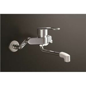 その他 LIXIL(リクシル) シングルレバー混合水栓(回せるもんタイプ) RSF-861Z ds-1440705
