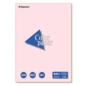 その他 (業務用10セット)Nagatoya カラーペーパー/コピー用紙 【B4/最厚口 25枚】 両面印刷対応 さくら ds-1461639