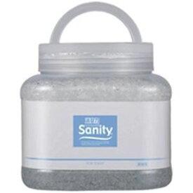 その他 (まとめ)エステー サニティー 消臭剤1.7kg トイレ用無香料【×3セット】 ds-1465135