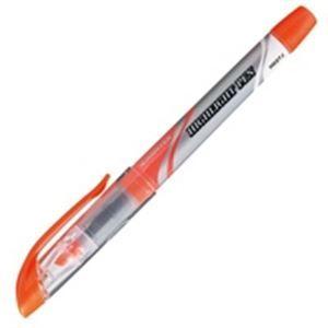 その他 (業務用5セット)ジョインテックス 蛍光マーカー直液式 橙10本 H026J-OR-10 ds-1465312