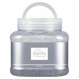 その他 (まとめ)エステー サニティ業務用消臭剤 1.7kg 無香料【×3セット】 ds-1465633