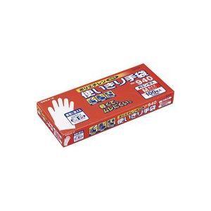その他 (業務用10セット)エステー ポリエンボス使い切り手袋/作業用手袋 【No.940/M 100枚】 ds-1475146