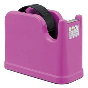 その他 (業務用セット) テープカッター NTC-201-P ピンク【×10セット】 ds-1521725
